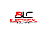 BLC Electrical Solutions Logo - Entry #292