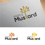 Maple Mustard Logo - Entry #29