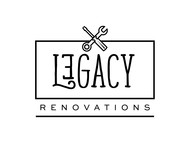 LEGACY RENOVATIONS Logo - Entry #200
