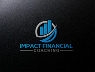 Impact Financial coaching Logo - Entry #47