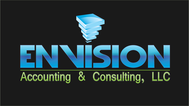 Envision Accounting & Consulting, LLC Logo - Entry #90