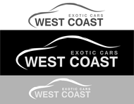 West Coast Exotic Cars Logo - Entry #38