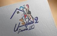uHate2Paint LLC Logo - Entry #77