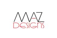 Maz Designs Logo - Entry #370