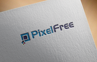 PixelFree Studio Logo - Entry #88