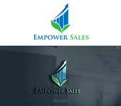 Empower Sales Logo - Entry #7