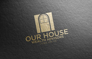 Our House Wealth Advisors Logo - Entry #27