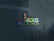 Bill Blokker Spraypainting Logo - Entry #183