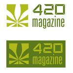 420 Magazine Logo Contest - Entry #78
