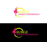 SURGE dance experience Logo - Entry #231