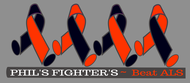 Phil's Fighters Logo - Entry #67