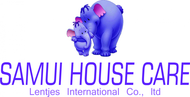 Samui House Care Logo - Entry #28