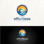 Effortless Pool Service Logo - Entry #44