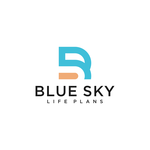 Blue Sky Life Plans Logo - Entry #53