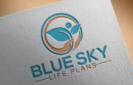 Blue Sky Life Plans Logo - Entry #105
