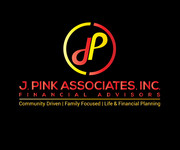J. Pink Associates, Inc., Financial Advisors Logo - Entry #256