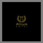 Atrium Hotel Logo - Entry #63