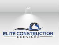 Elite Construction Services or ECS Logo - Entry #139