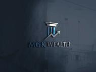 MGK Wealth Logo - Entry #78