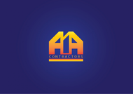 AIA CONTRACTORS Logo - Entry #25