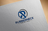 Rubberneck Printing Logo - Entry #23