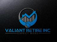 Valiant Retire Inc. Logo - Entry #302