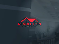 Revolution Roofing Logo - Entry #51
