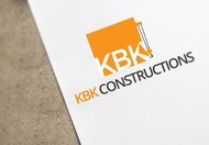 KBK constructions Logo - Entry #79