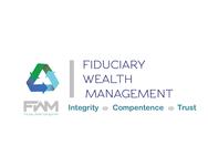 Fiduciary Wealth Management (FWM) Logo - Entry #90
