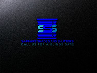Sapphire Shades and Shutters Logo - Entry #88