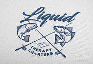 Liquid therapy charters Logo - Entry #102