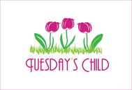 Tuesday's Child Logo - Entry #117