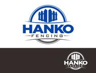 Hanko Fencing Logo - Entry #264