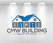 CMW Building Maintenance Logo - Entry #433