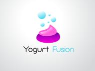 Self-Serve Frozen Yogurt Logo - Entry #75