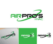 The Air Pro's  Logo - Entry #210