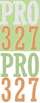 PRO 327 Logo - Entry #40