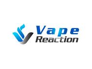 Vape Reaction Logo - Entry #137