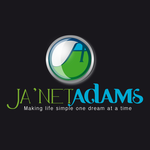 Ja'Net Adams  Logo - Entry #67