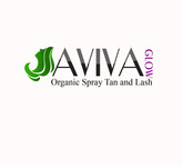 AVIVA Glow - Organic Spray Tan & Lash Logo - Entry #42