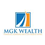MGK Wealth Logo - Entry #219