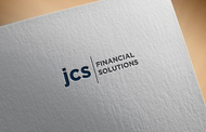 jcs financial solutions Logo - Entry #75