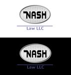 Nash Law LLC Logo - Entry #48