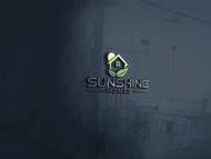 Sunshine Homes Logo - Entry #135