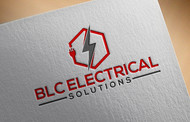 BLC Electrical Solutions Logo - Entry #280