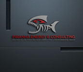 Piranha Energy & Consulting Logo - Entry #11