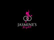 Jasmine's Night Logo - Entry #145