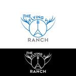 The Flying V Ranch Logo - Entry #66