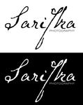 Sarifka Photography Logo - Entry #102