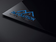 Revolution Roofing Logo - Entry #98